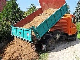 Доставка песка в небольших объёмах где купить песок в протвино